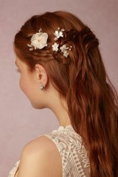 Capucine Hairpins ($95)