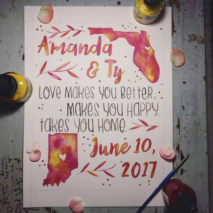 wedding poster 2